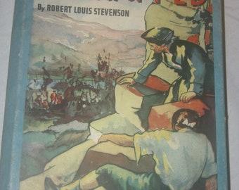 "Book ""Kidnapped"" Robert  Louis Stevenson, 1935"