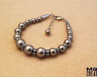 Pearly Pleasures bracelet