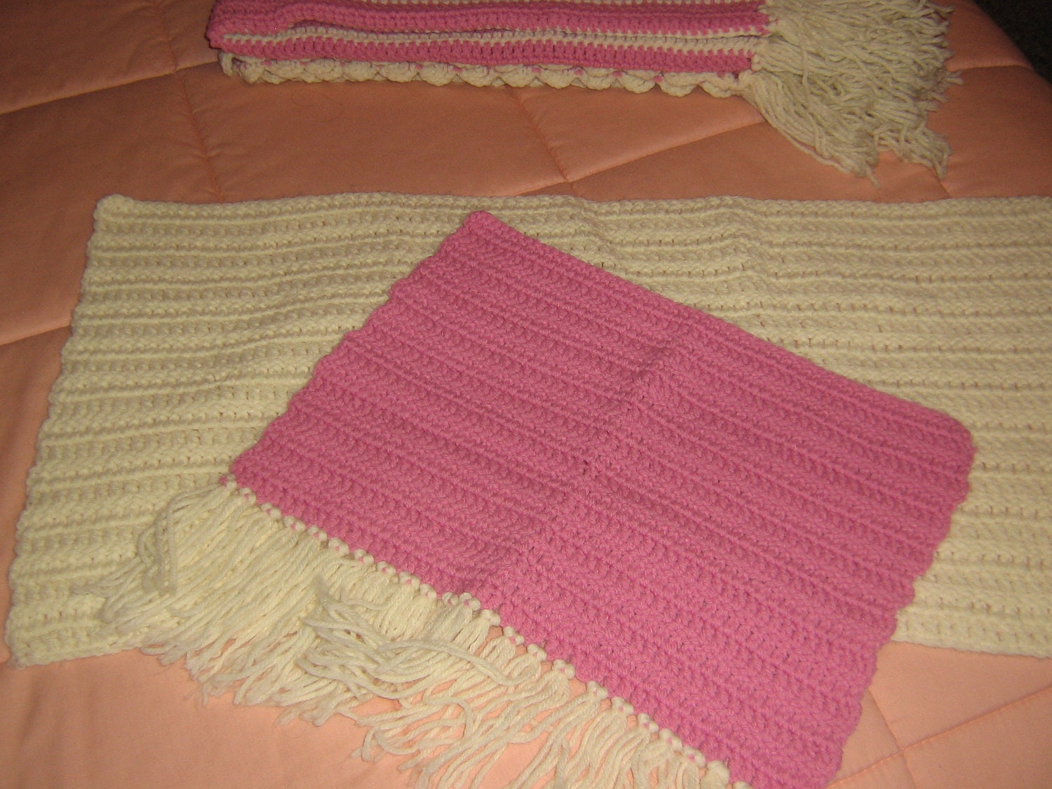 Crocheted Furniture Doilies By Gemmasfavoritethings On Etsy