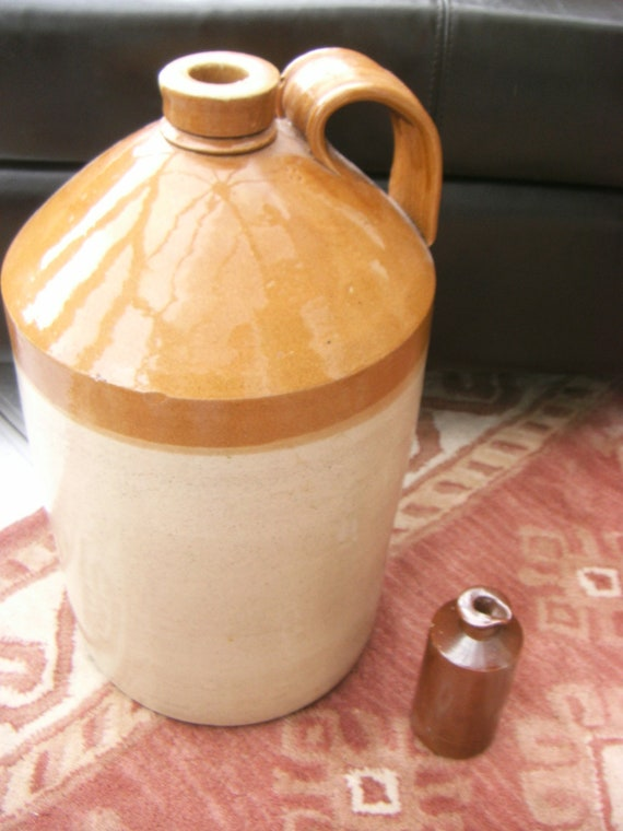 Antique Stoneware Large Jug Earthen ware Rare Prices of