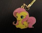 Doujin Little Pony Fluttershy Charm