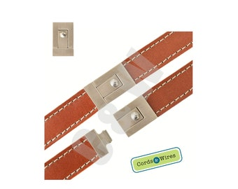 CL15035 - Stainless Steel Clasp, Matt Finished