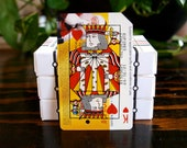 Metrodeck Playing Cards: King of Hearts Single Card