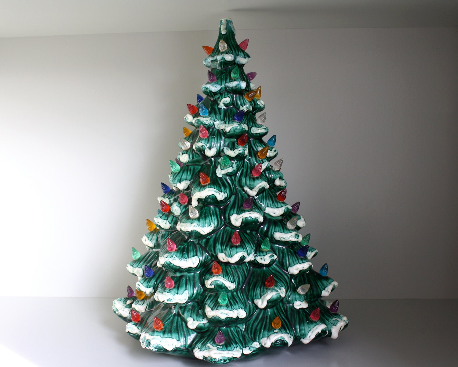 Best 28 Large Ceramic Christmas Tree Large Evergreen