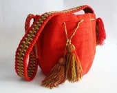 SALE Boho tribal bag