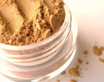 PUMPKIN SOUFFLE Eyeshadow Mineral Makeup Eye Color Natural Vegan Minerals