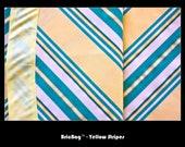 BricBag - Yellow Stripes