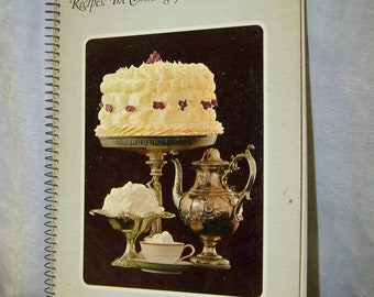 Vienna's Empire Cookbook Vienna Cookbook Vintage Cookbook