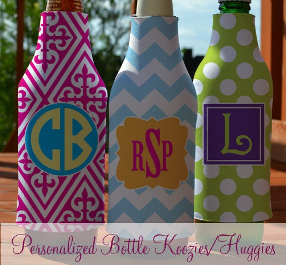 Design Your Own - Personalized Bottle Koozie