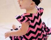 Amelia Dress Pattern Baby & Toddler