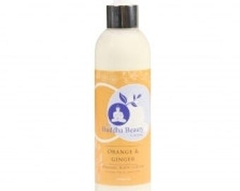 Orange & Ginger Facial Cleanser 250ML