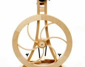 Artisan Spinning Wheel by Acadia Wheel and Loom with Free Shipping