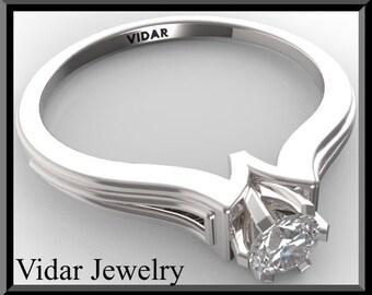 Unique Engagement Ring,Solitaire Engagement Ring,Diamond Engagement Ring,Gold Engagement Ring,Unique Engagement Ring,wedding ring.