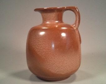 Vintage Frankoma Pottery Small Pitcher Jug