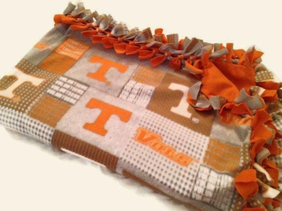 University Of Tennessee Volunteers Fleece Tie By