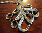 DNS Octopus Necklace CLEARANCE