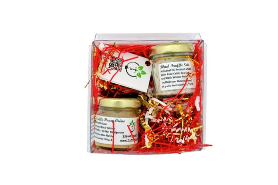Truffle Salt and Honey Mini Gift