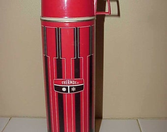 Vintage Tall King Seeley Thermos