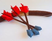 Bow and Arrows Dress Up Toys