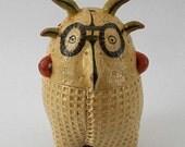Handmade Head Vase - Flower Vase, One Of A Kind Design, Holiday Gift