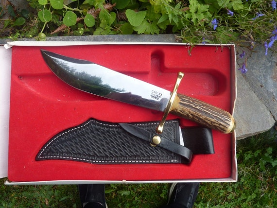 knives made in america case bowie style knife made in the usa