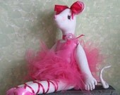 Angelina Ballerina Doll