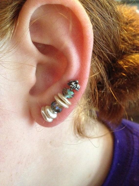 Ear Hugger Earrings - Bohemian Earrings