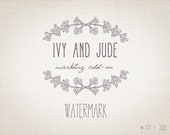 Logo Watermark Marketing Add-on by Ivy and Jude