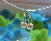 Gorgeous Classic Pearls Drop with Swarovski Elements Crystals Earrings, Weadding,Bridesmaid,Everyday Pearl Earrings