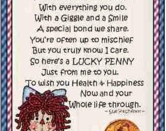 Niece Lucky Penny