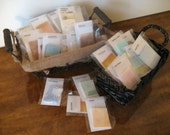 50 Soap Samples - Try Before You Buy