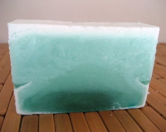 Winter Spruce Soap Bar