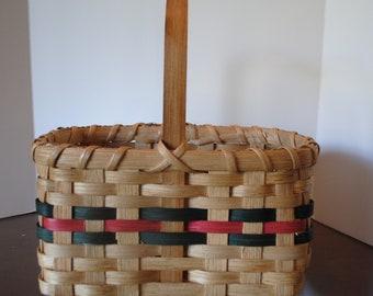 Christmas Market Basket