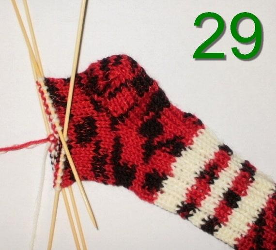 Knitting Without Needles Pdf : Knitting pattern pdf socks on needles sizes included