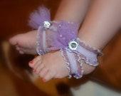 Infant/Toddler Toe Blooms Barefoot Sandals