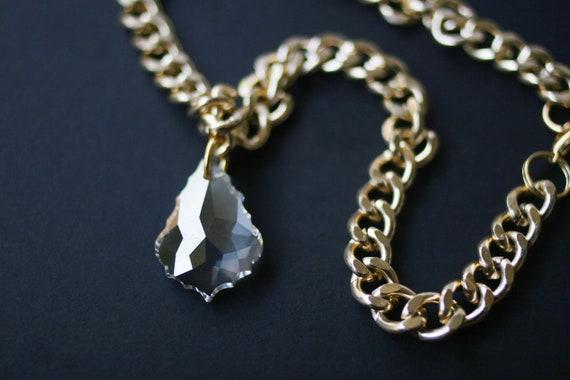 lysa / swarovski pendant.