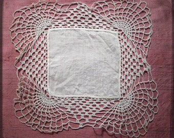 French Crochet Patterns : FRENCH CROCHET TABLECLOTH PATTERNS - Free Crochet Patterns