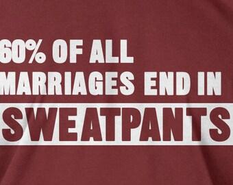Funny Marriage T-Shirt Tee Shirt T Shirt Mens Ladies Womens Youth Kids Funny Geek Food Foodie