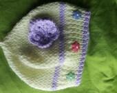 Knitted Newborn Hat