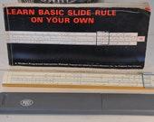 Vintage Post Slide Rule No. 1447