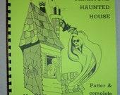 The Great Leon Miniature HAUNTED HOUSE Illusion Plans Magic Books