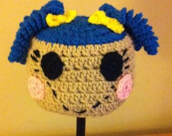 Lala loopsy inspired hat