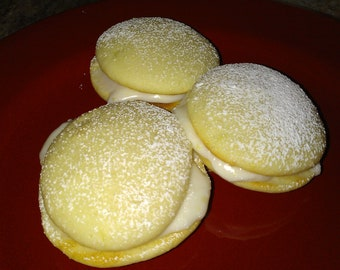 Lemon Ricotta Cookie
