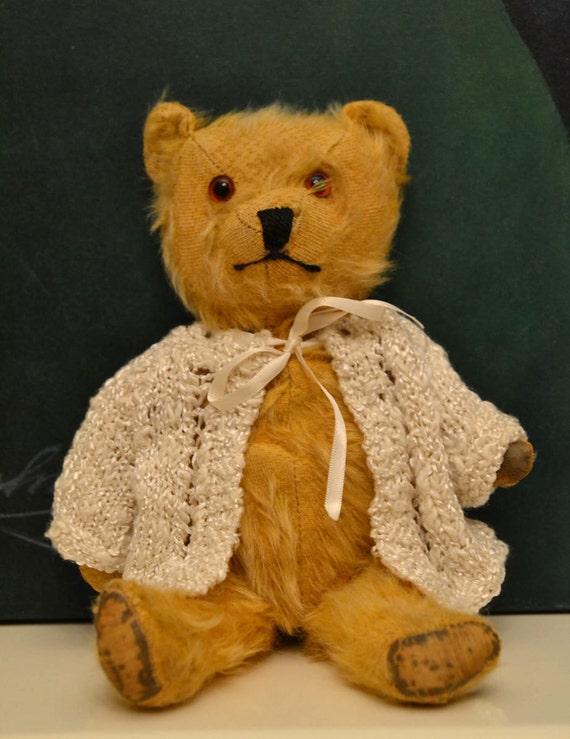 Pipkin - Flat Face Chiltern Bear (c.1940-50's)