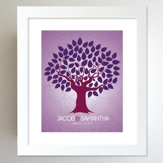 Wedding Anniversary Gift For Mom And Dad : Parents Anniversary Gift / Personalized for Mom or Dad Wedding Tree ...