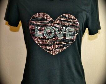 Love Bling Shirt