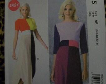 Adorable McCalls 6645 dress pattern