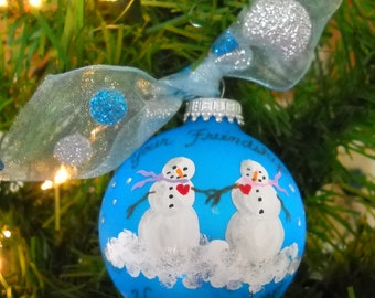 Friendship Ornament