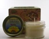 Vanilla Homemade 4oz soy Candle
