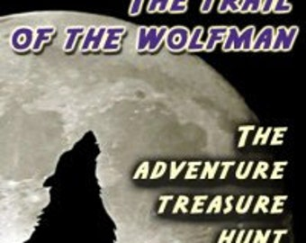 The Trail of the Wolfman Party Treasure Hunt